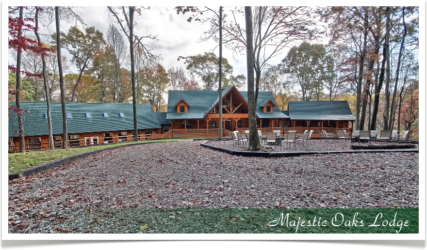Majestic Oaks Lodge
