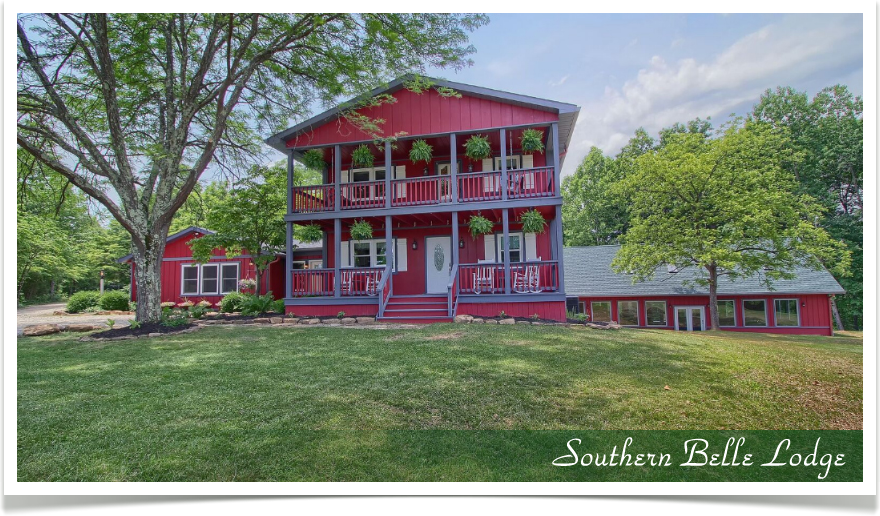 Cool Southern Belle Lodge Woodland Ridge Lodges And Cabins Best Image Libraries Sapebelowcountryjoecom