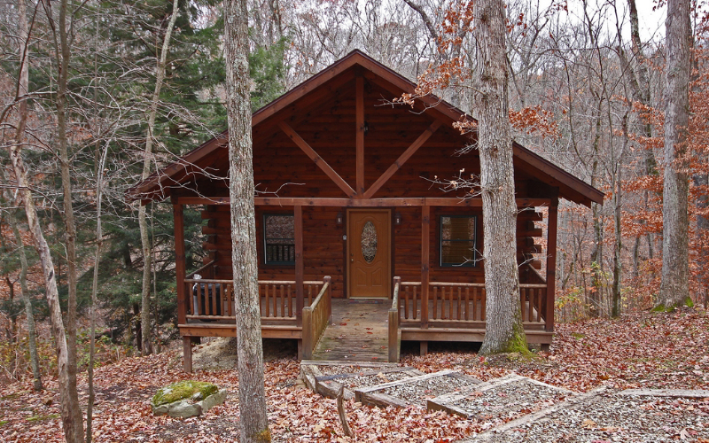 Grant's Escape Cabin