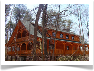 Timber Ridge Lodge located in Hocking Hills, Ohio