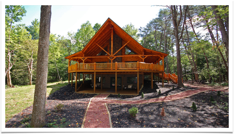 Timber Ridge Lodge Woodland Ridge Cabins Lodges Hocking Hills Ohio