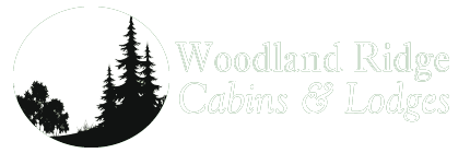Woodland Ridge Cabins & Lodges logo